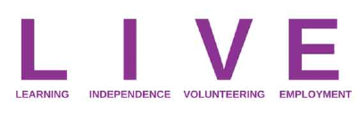 Learning Independence volunteering employment logo
