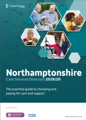 Care services directory brochure