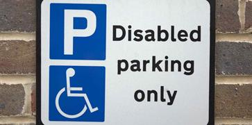 Image representing associated link for 'Blue Badge'