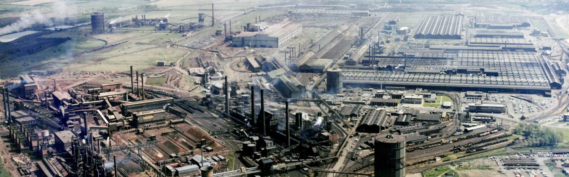 Corby Steelworks, 1970 True103