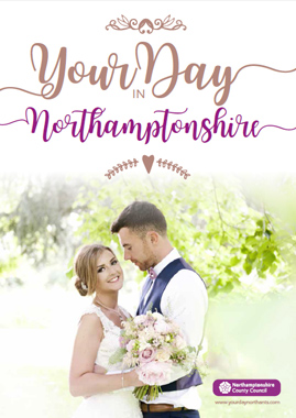 Your day in northants brochure