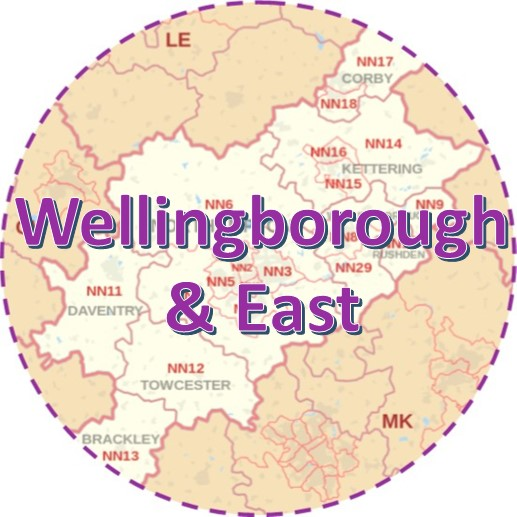 Image representing associated link for 'Wellingborough and East'
