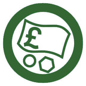 Image representing associated link for 'Financial support'
