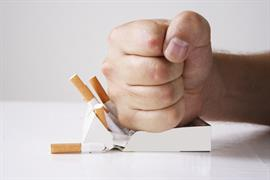 Image representing associated link for 'Quitting smoking'