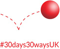 30 days 30 ways logo