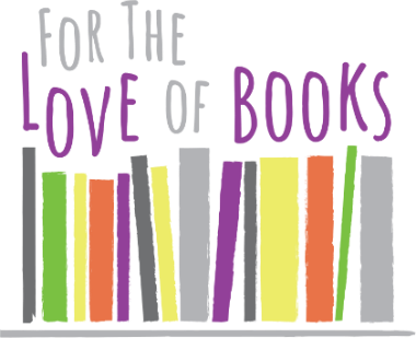 for the love of books logo