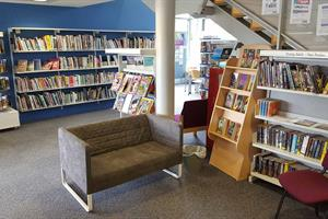 New recommendation for library service after advisory notice from auditors