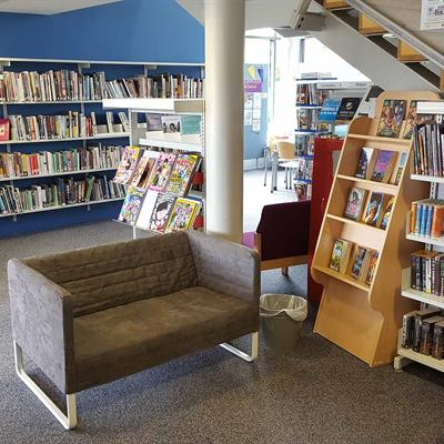 Library review consultation