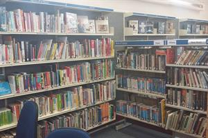 Update on changes to Northamptonshire library service