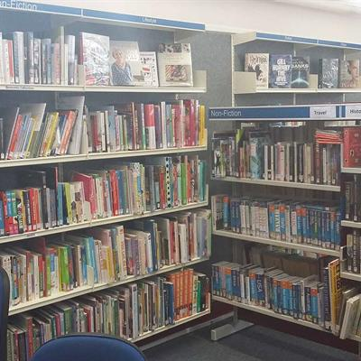 Update on library service changes