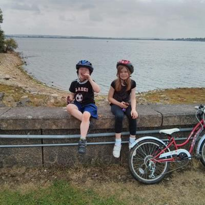 Cycle training for children