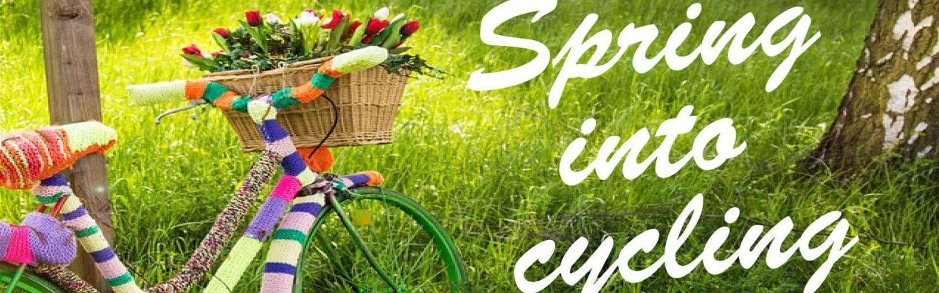 Spring Into Cycling True148