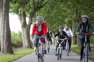 Focus on... Breeze - inspiring more women to cycle