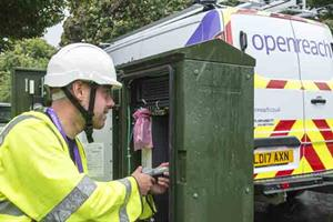 Northamptonshire engineers overcome challenges as fibre rollout reaches remote areas