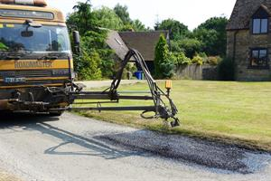 Countywide road repair programme for Highways
