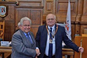 New Chairman selected for 2018/19