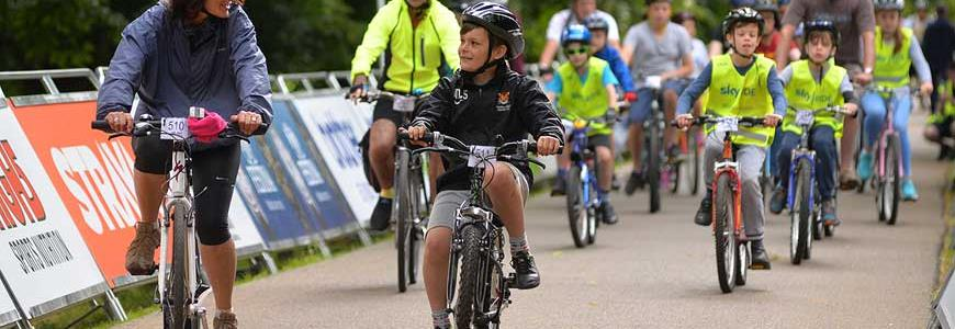 Families invited to get on their bikes for the Tour Ride Northamptonshire!