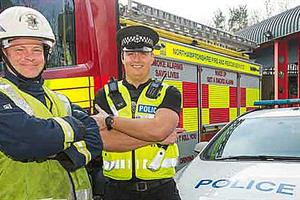 Positive partnership launches operation to improve community safety