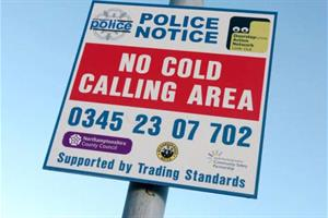 Mild weather prompts spate of cold-calling by suspected rogue traders